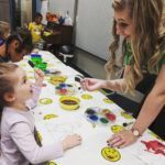 Painting with Ms. Abby
