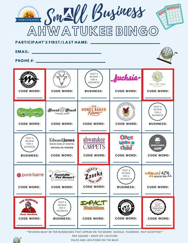 small-business-ahwatukee-bingo-board