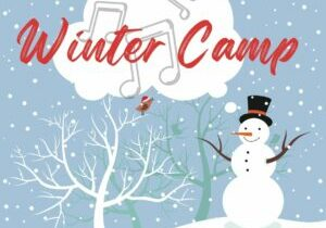 Hello December With Snowman Instagram Post (1)